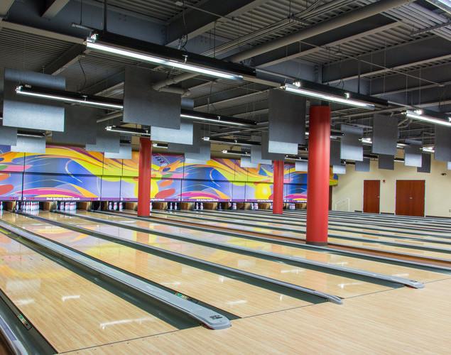Rock Springs Baptist Church - Bowling Alley