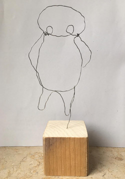 Skulpturen aus Jahrgang 9