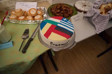 Erasmus+ Woche an der IGS Nordend