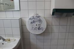 Neu: Toiletten