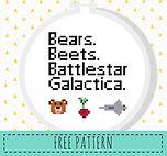 The Office - bears, beets, battlestar ga