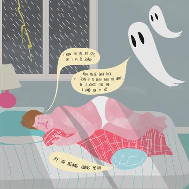 """""""Night terrors"""