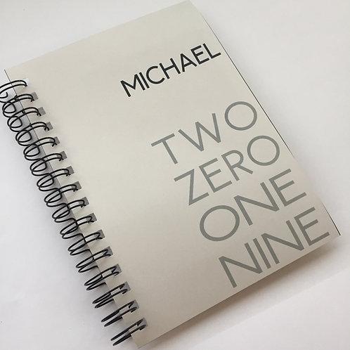 Diary - Two Zero on Grey
