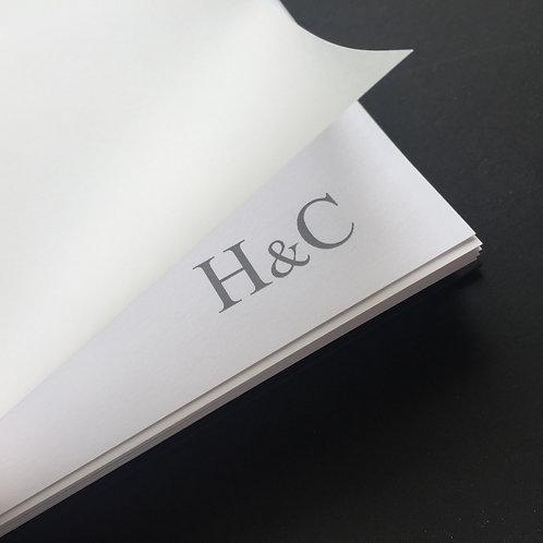 Watermark Initials