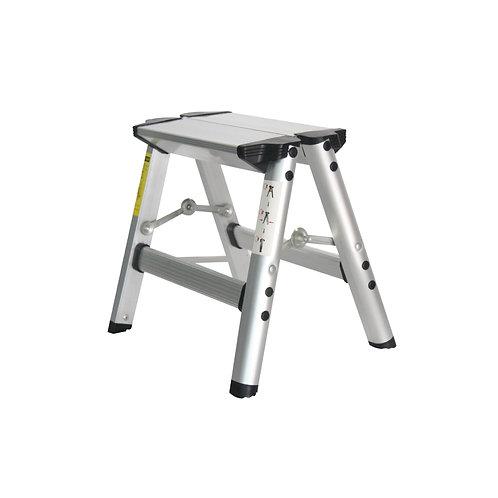 716007   Folding Metal Step Stool