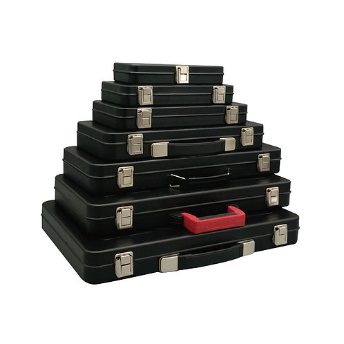 907003    Metal Tool Box for Tools Set
