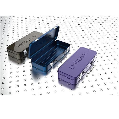 "425008    12pcs  3/4""  Dr.  Impact Socket Set with Metal Box"
