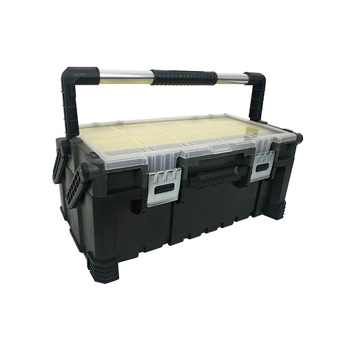 906010   Stainless steel handle Tool Box