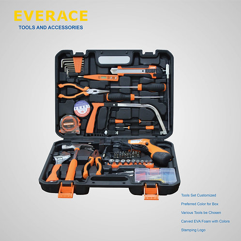 916001  68 pcs Electric Screwdriver Set