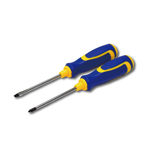 216007  Screwdriver with TPR handle