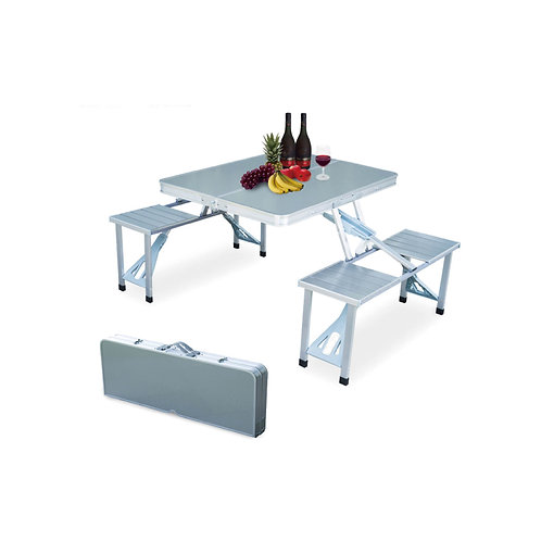 716009   Folding Tables And Chairs