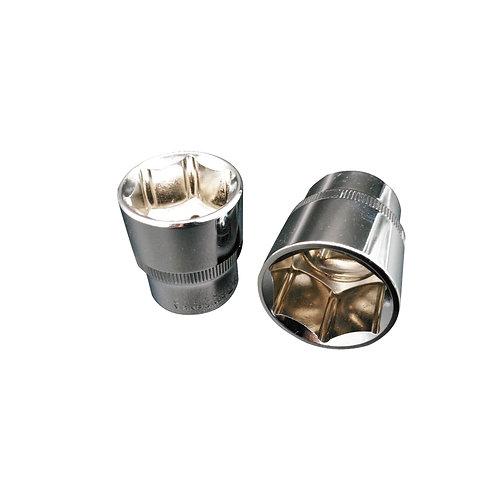 406029 3/8'' Drive Standard Sockets Cr-V