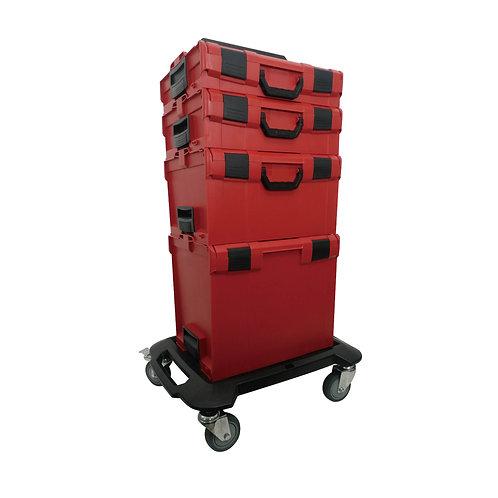 906005   Electric Combination Plastic Tool  Box