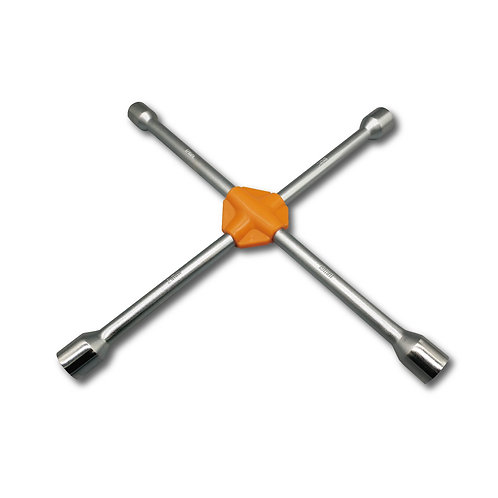 509002   4-Way Lug Wrench