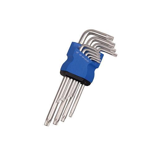 517005   9pcs Torx Key Set