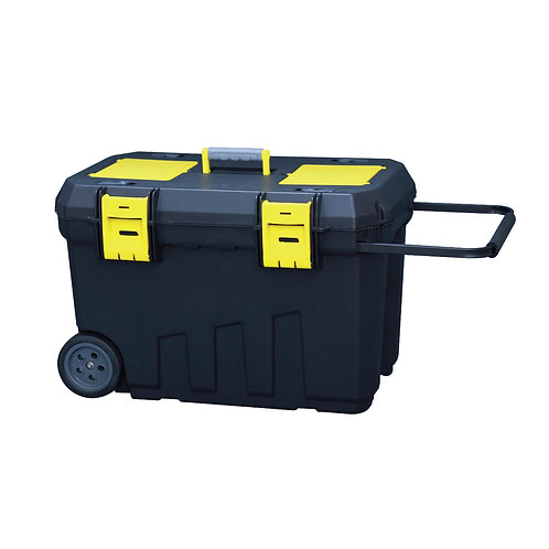 906003   Plastic Rolling Wheeled Tool Box