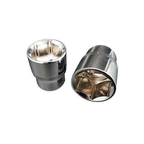 406067 1/2'' Drive Standard Sockets Cr-V