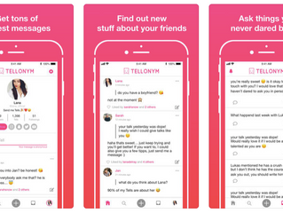 Teens are cyberbullying each other on Tellonym, a new anonymous messaging app