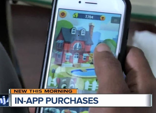 Bait apps:  How to prevent kids from making in-app purchase