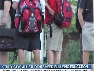 Bullying is a serious public health problem