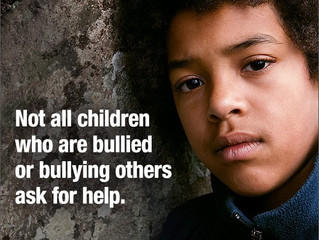 What are the Warning Signs my child is a victim of bullying or a child who bullies.