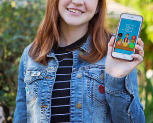 Once-Bullied Teen Creates 'Sit With Us' App