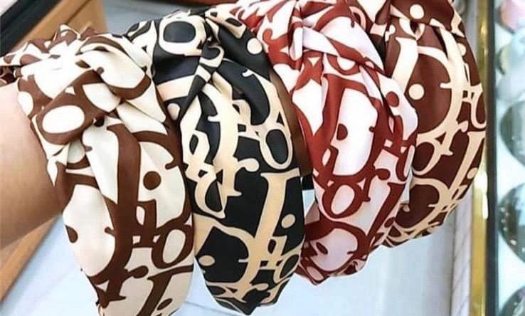 Dior Head bands
