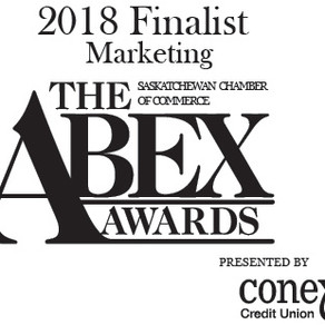 ABEX Marketing Award Finalist 2018