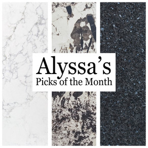 Alyssa's Picks of the Month for June!
