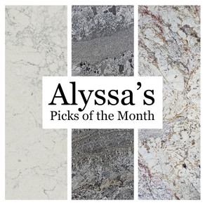 Alyssa's Picks of the Month for September