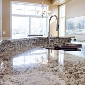 Sealing your Granite, Marble or Natural Stone Countertops