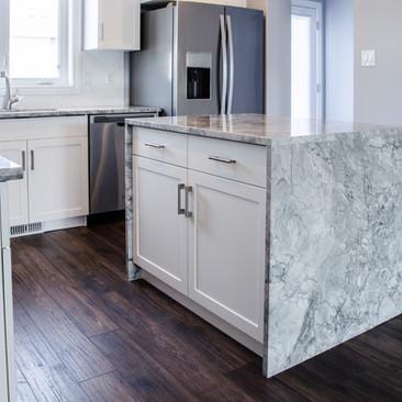 Superwhite Kitchen