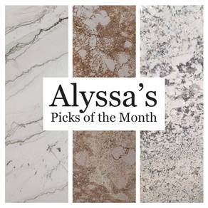 Alyssa's Picks of the Month for July!