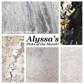 Alyssa's Picks of the Month: February