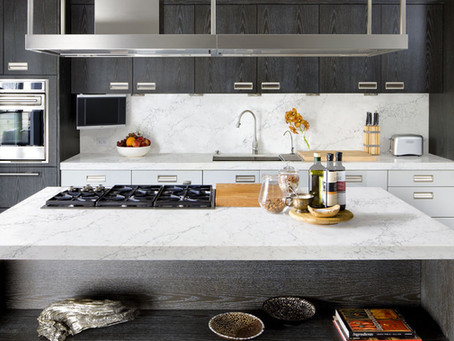 10 Marble Look-alikes, without the Marble-Maintenance!
