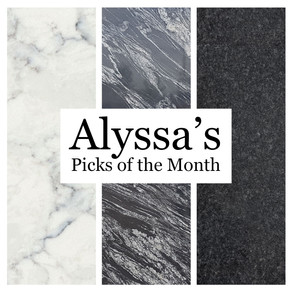 Alyssa's Picks for August!