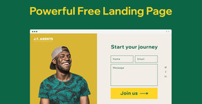 Create a Powerful Free Landing Page in Under an Hour