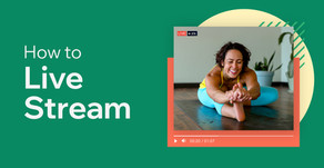 How to Live Stream: The Complete Beginner's Guide