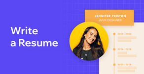 How to Write a Resume and Land Your Dream Job