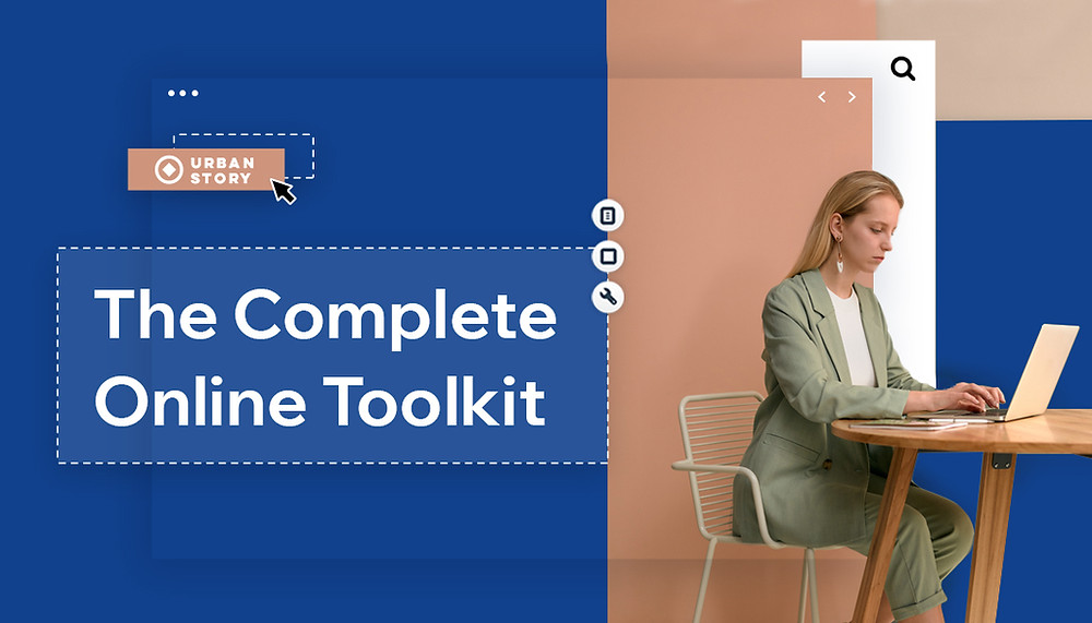 Online business toolkit