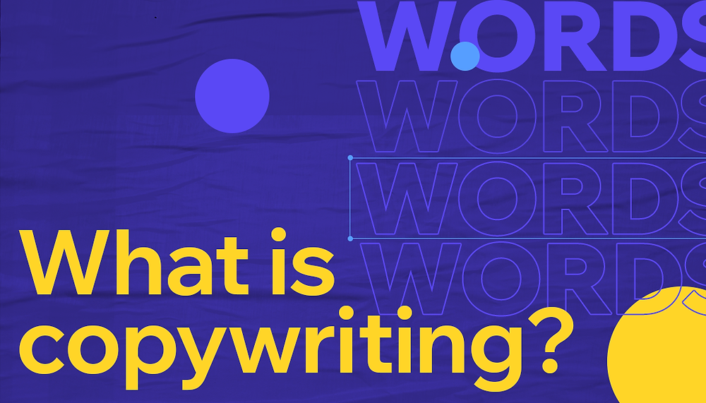 What is copywriting