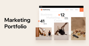 How to Create a Marketing Portfolio: Tips and Examples