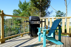 RV 2 Deck Barbeque