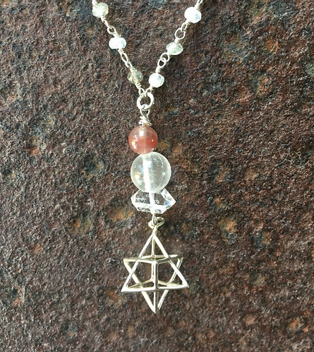 Awakened Self Necklace