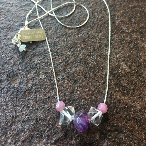 Activation Necklace -Harmony & Balance