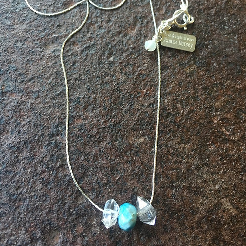 Activation Necklace - Speak Your Truth