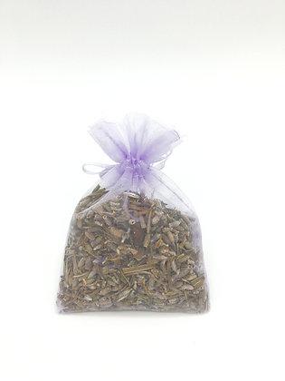 Lavender Bud Flower Sachet