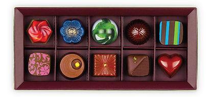 Nakamura Chocolates Chocolatier Box