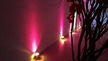 Luz Decorativa ambiente cênica