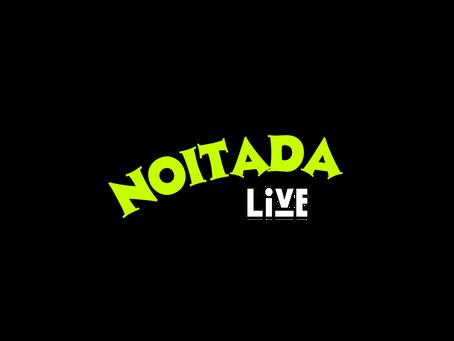 NOITADA LIVE COM DJ MARCIO FERNANDES